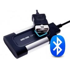 Мультимарочный автосканер AutoCom CDP+ 2014 USB + BlueTooth для работы с автомобилями Европейского, Американского, и Азиатского рынка.