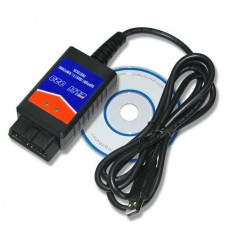 ELM327 USB CAN Диагностика а/м по протоколу OBD-II