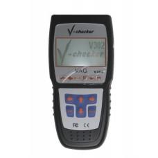 V-Checker V302 VAG-портативный автосканер