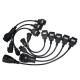 Разъемы кабели переходники