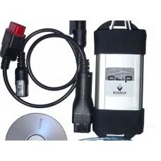 Диагностический сканер Renault Can clip