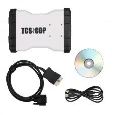 Мультимарочный сканер TCS CDP USB. Диагностика: легковых а/м, грузовиков, автобусов, прицепов, полуприцепов. Русифицирован.