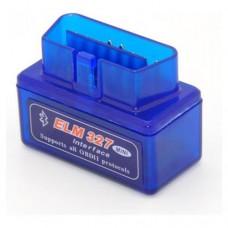 Мини ELM327 Диагностика а/м по протоколу OBD-II (практически все современные а/м) Соединение с ПК через Bluetooth